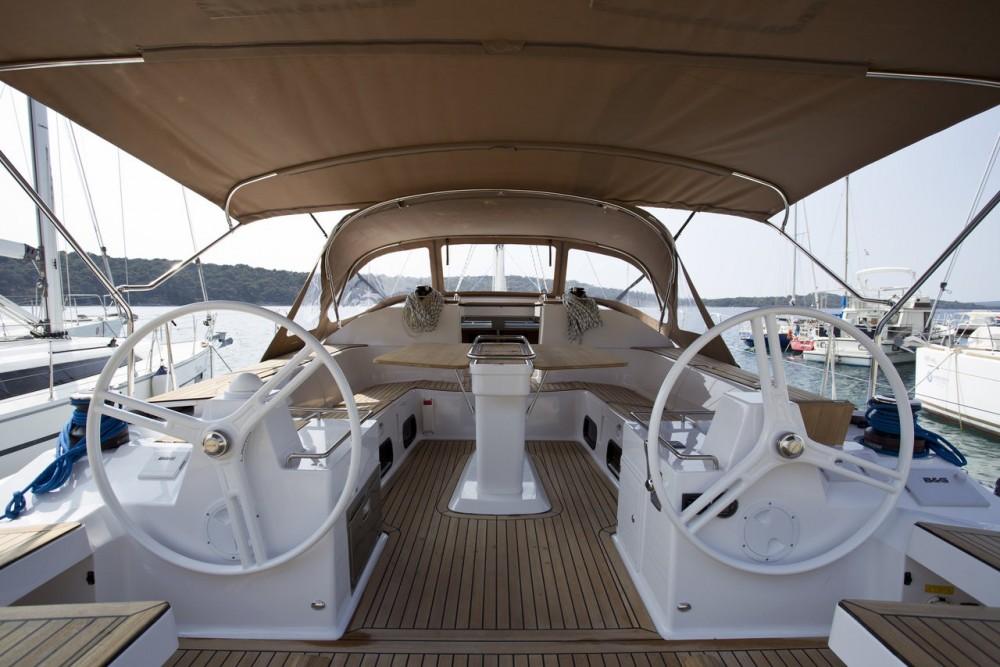 Boat rental  cheap Elan Impression 50