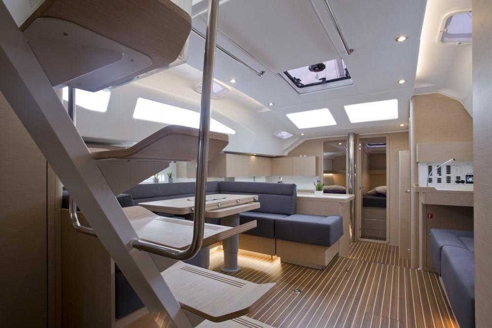 Rental Sailboat in  - Elan Elan Impression 50