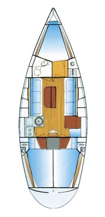 Boat rental Bavaria Bavaria 34 in Croatia on Samboat