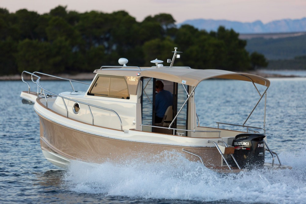 Hire Motor boat with or without skipper Leidi Croatia