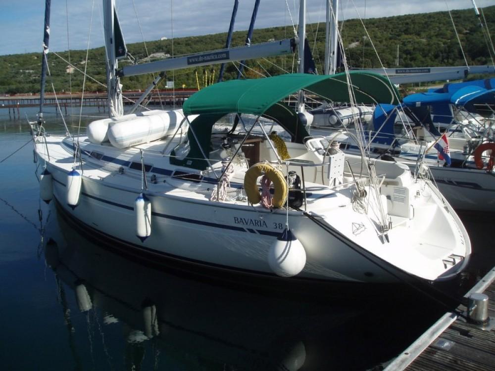 Boat rental Croatia cheap Bavaria 38