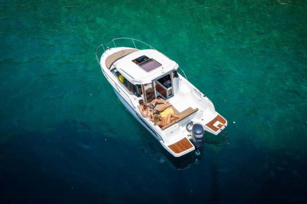 Rental Motorboat in Croatia - Jeanneau Merry Fisher 795 Legend