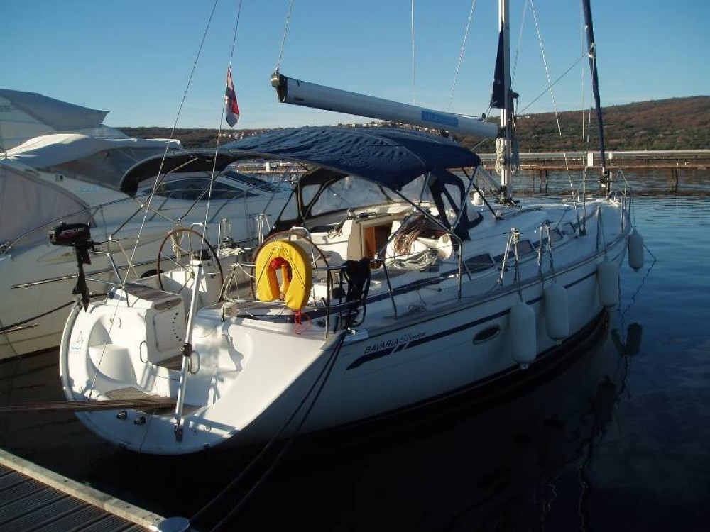 Boat rental Croatia cheap Cruiser 46