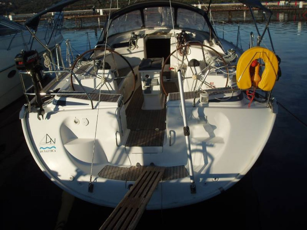 Rental Sailboat in Croatia - Bavaria Cruiser 46