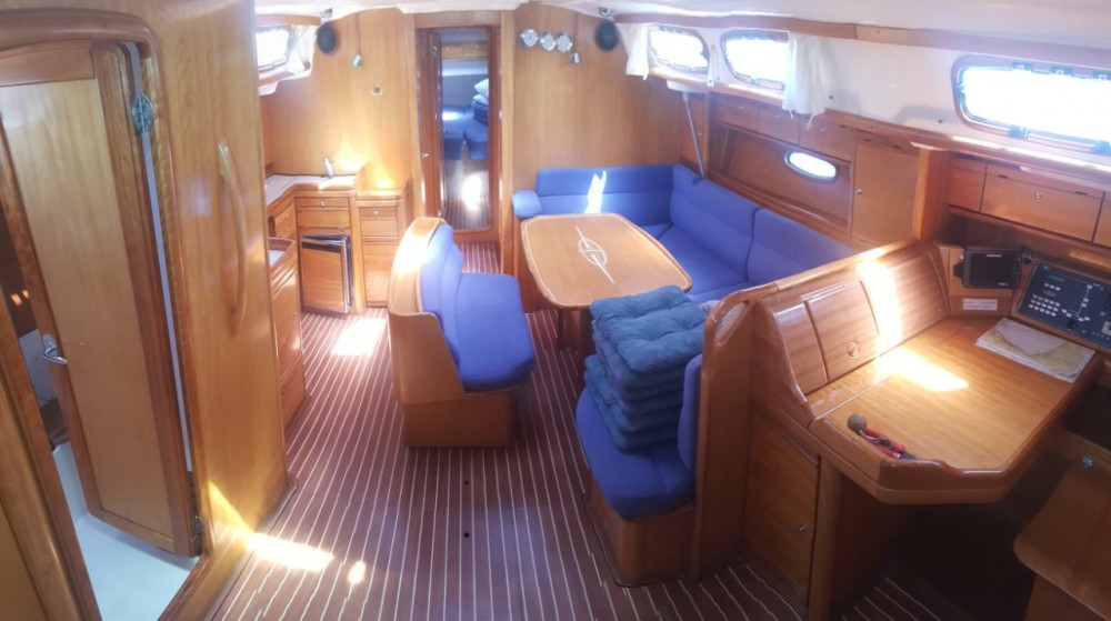Rent a Bavaria Cruiser 46 Croatia