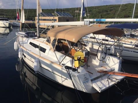 Rental yacht Punat - Dufour Dufour 350 GL on SamBoat