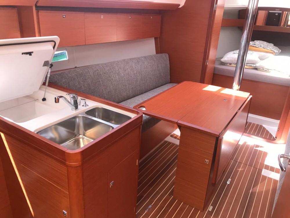 Boat rental Croatia cheap Dufour 360 GL - 3 cab.