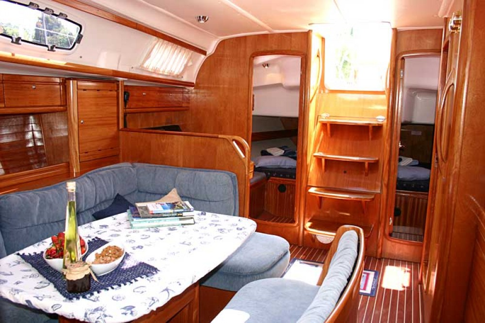Bavaria Cruiser 39 between personal and professional