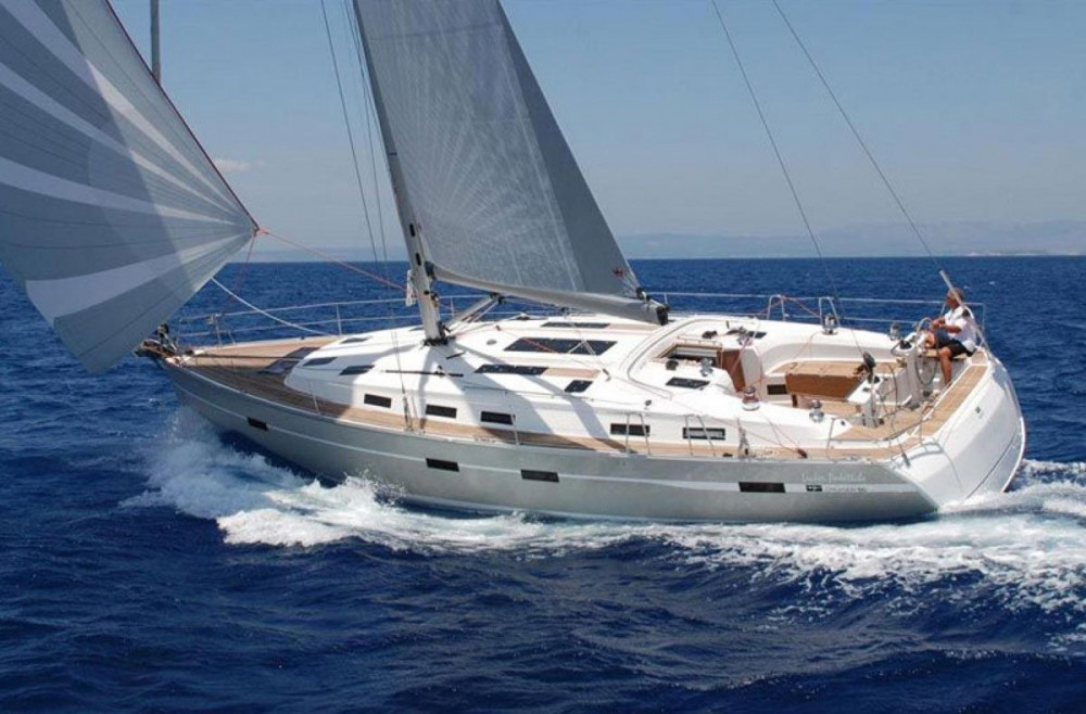 Hire Sailboat with or without skipper Bavaria Peloponnese