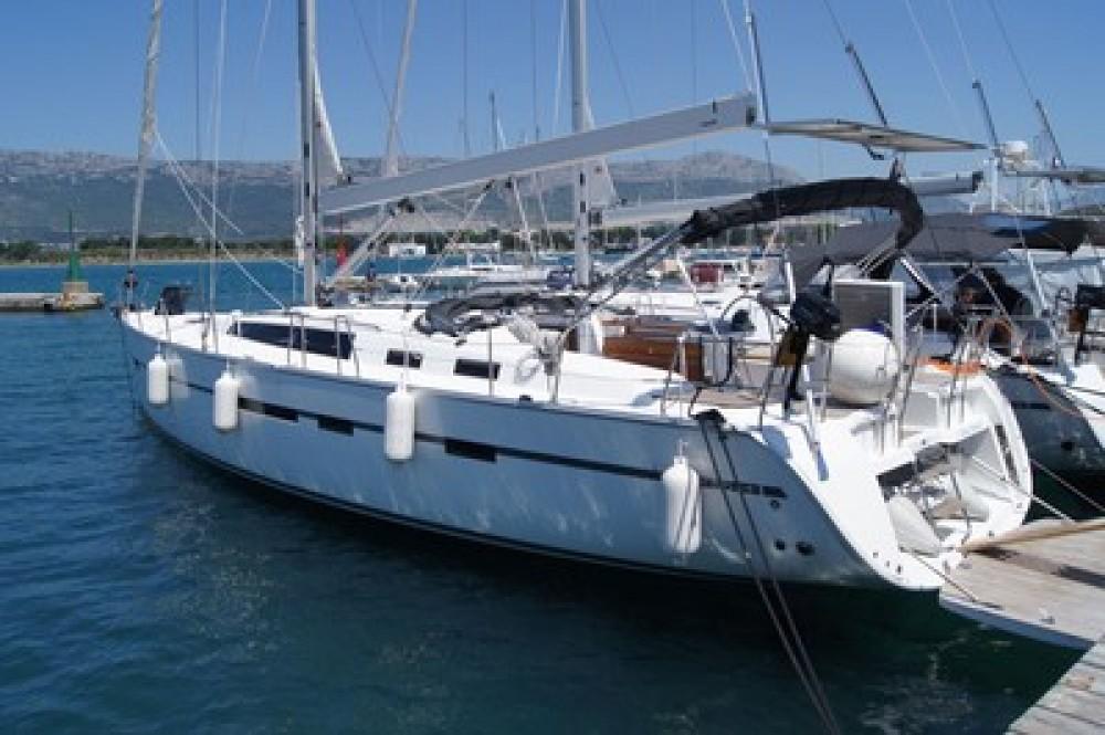 Bavaria Cruiser 56 between personal and professional Split