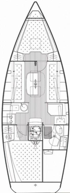 Boat rental Peloponnese cheap Bavaria 31 Cruiser