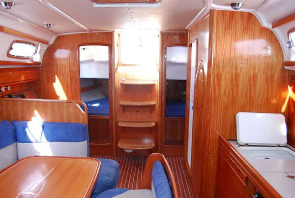 Bavaria Cruiser 39 between personal and professional Péloponnèse