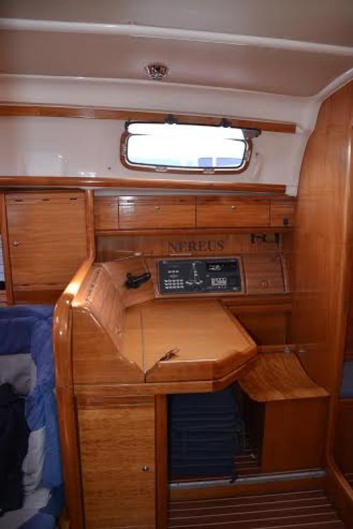 Boat rental Peloponnese cheap Cruiser 39