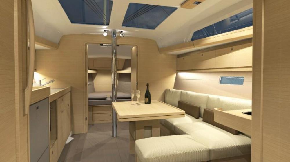 Rental yacht Peloponnese - Dufour Dufour 382 GL on SamBoat