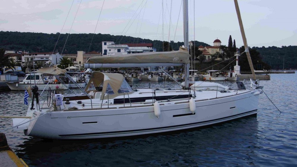 Rental yacht Peloponnese - Dufour Dufour 450 GL on SamBoat
