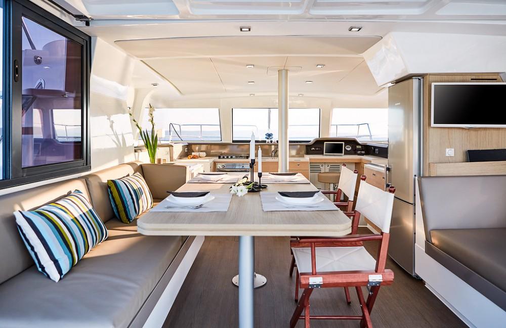 Rental yacht Croacia - Catana Bali 4.0 - 4 cab. on SamBoat