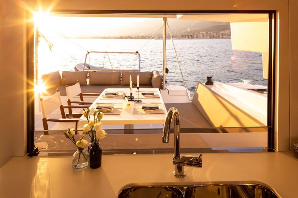 Rental Catamaran in Marina Kaštela - Catana Bali 4.5 - 4 cab.