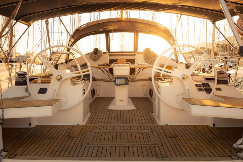 Boat rental Croatia cheap Elan 49