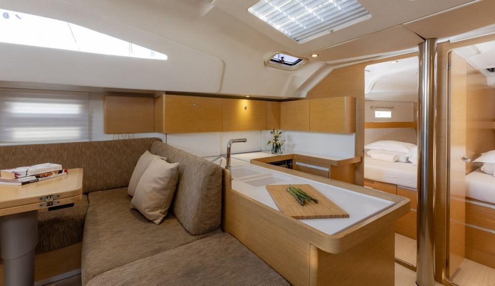 Rental yacht Croatia - Elan Elan 49 on SamBoat