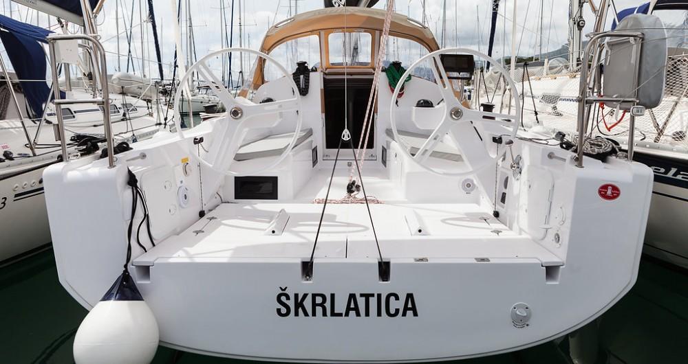 Boat rental Elan E3 in Croatia on Samboat