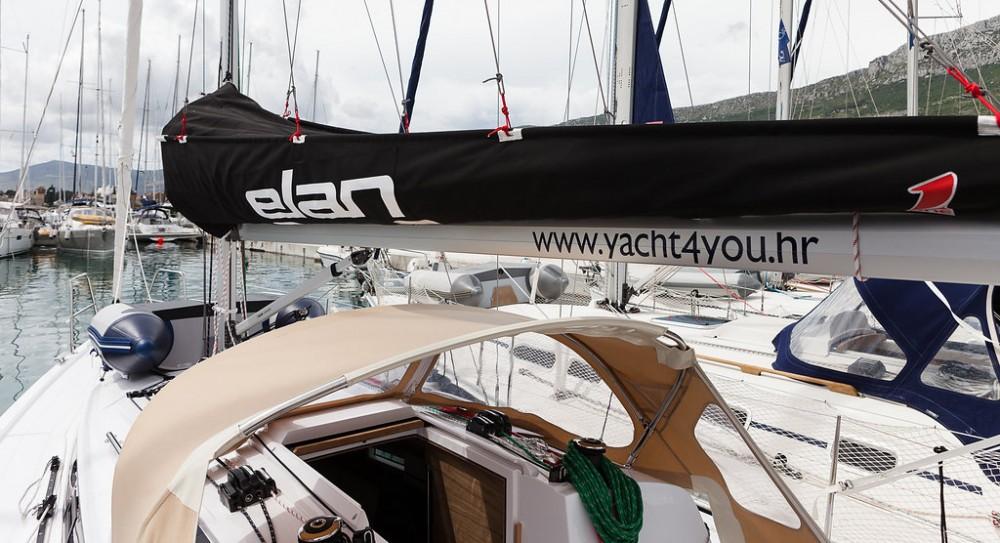 Rent a Elan E3 Croatia