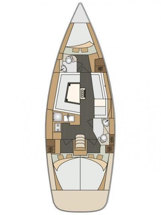Hire Sailboat with or without skipper Elan Marina Kaštela