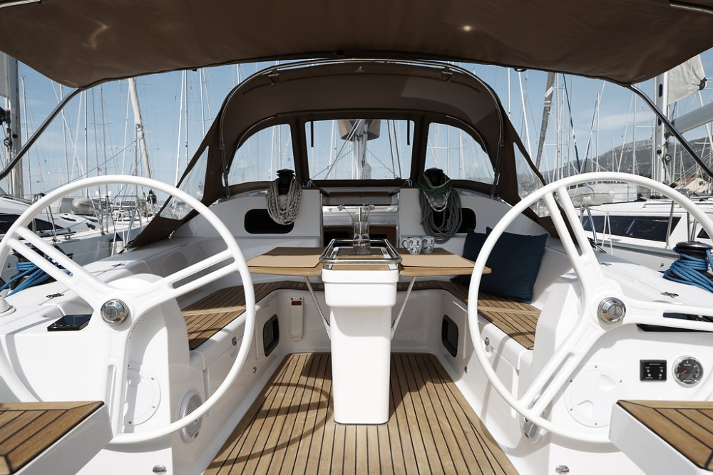 Rent a Elan Elan Impression 45 Croatia