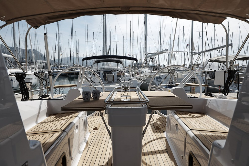 Boat rental Elan Elan Impression 45 in Croatia on Samboat