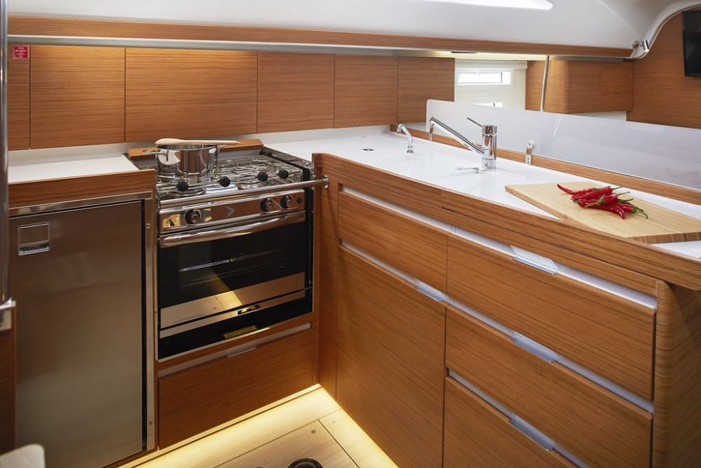 Rental yacht Croatia - Elan Elan Impression 45 on SamBoat