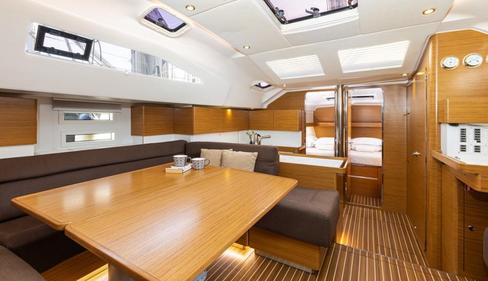 Boat rental Croatia cheap Impression 50