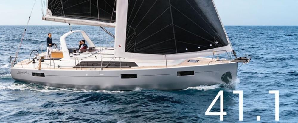 Rental Sailboat in Croatia - Bénéteau Oceanis 411