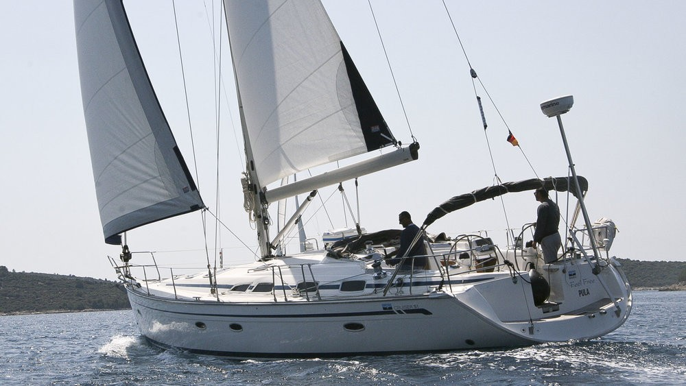 Rental yacht Grad Pula - Bavaria Cruiser 51 on SamBoat