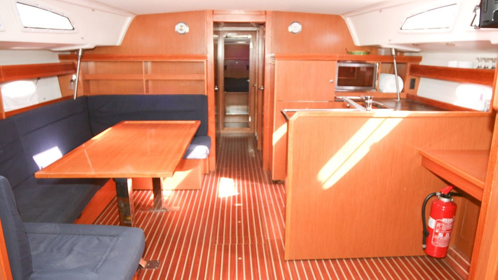 Bavaria Cruiser 51 between personal and professional Grad Pula