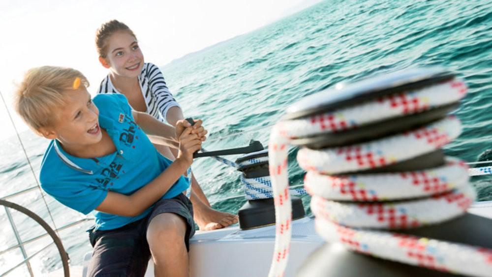 Boat rental Bavaria Cruiser 41 in Grad Pula on Samboat