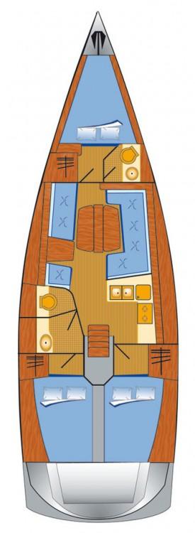 Boat rental Dehler Dehler 42 in Rogoznica on Samboat