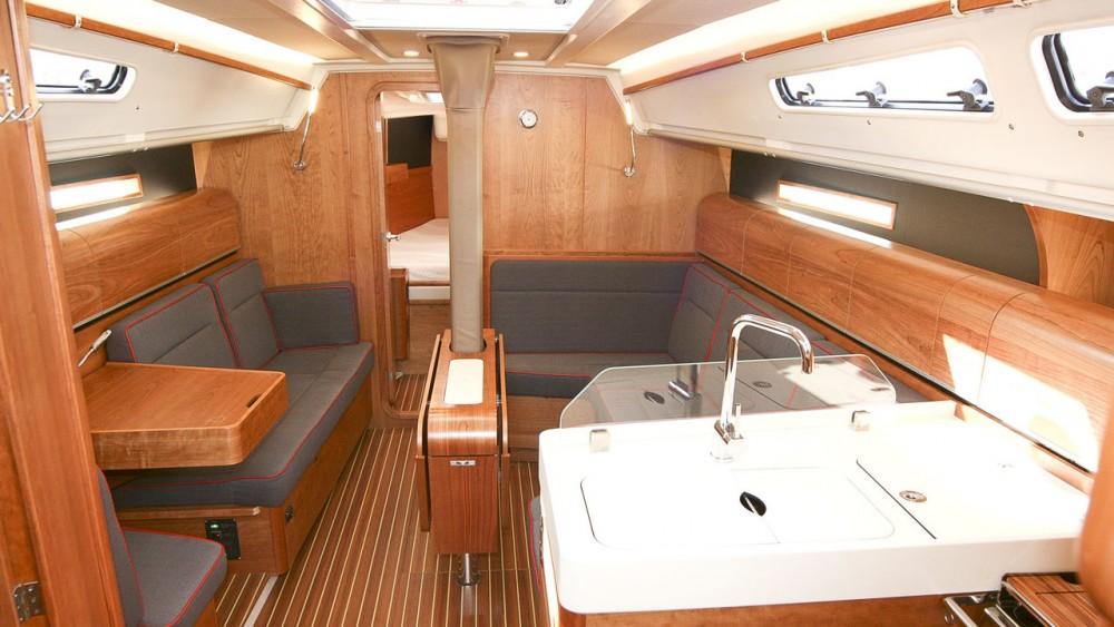 Boat rental Rogoznica cheap Dehler 42