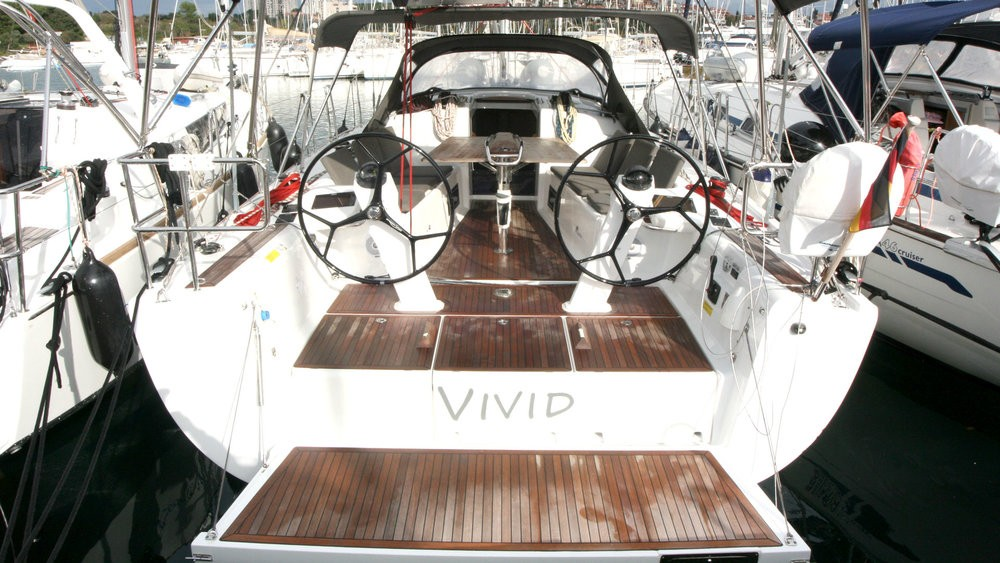 Hire Sailboat with or without skipper Dehler Croatia