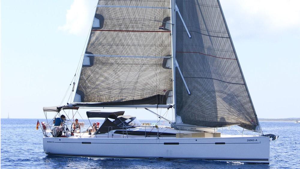 Rental Sailboat in Croatia - Dehler Dehler 42