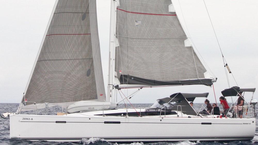 Boat rental Croatia cheap Dehler 42