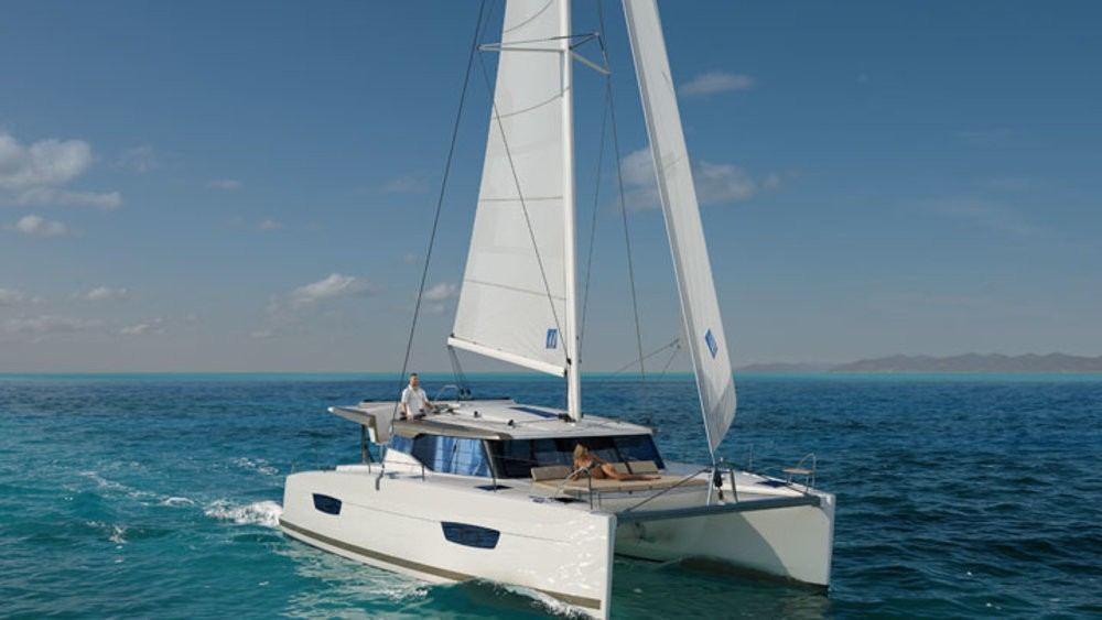 Catamaran for rent Grad Pula at the best price