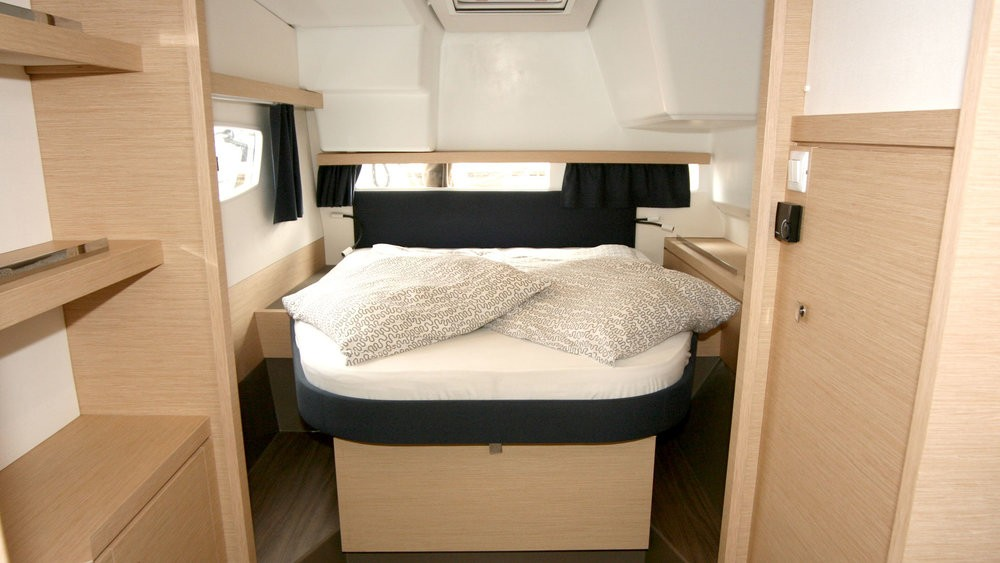 Fountaine Pajot Lucia 40 between personal and professional Grad Pula