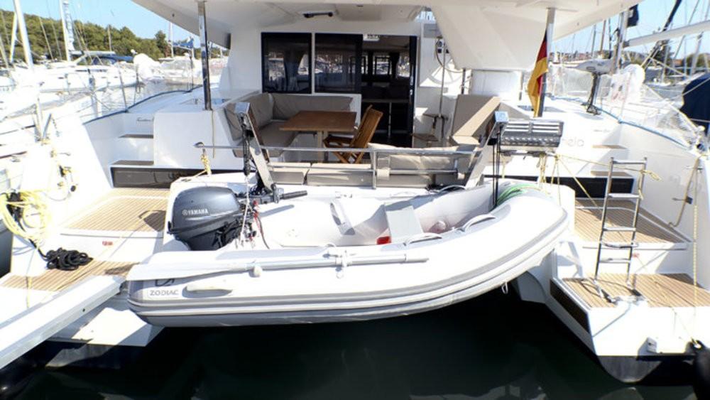 Boat rental Rogoznica cheap Lucia 40