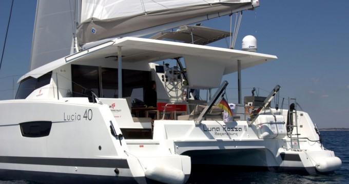 Rental yacht Pula - Fountaine Pajot Lucia 40 on SamBoat