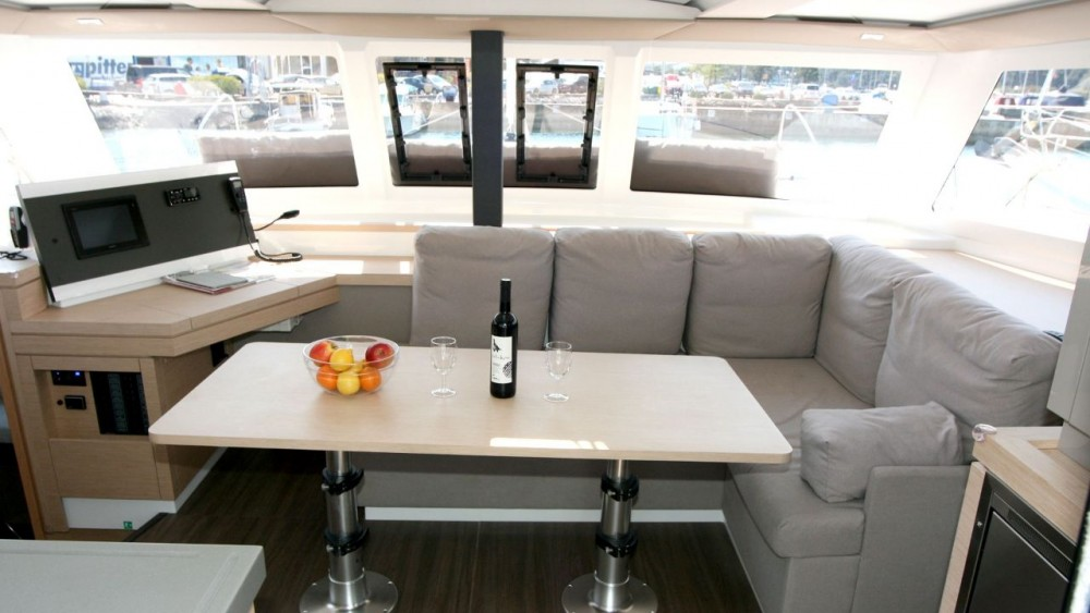 Fountaine Pajot Fountaine Pajot Lucia 40 between personal and professional Pula
