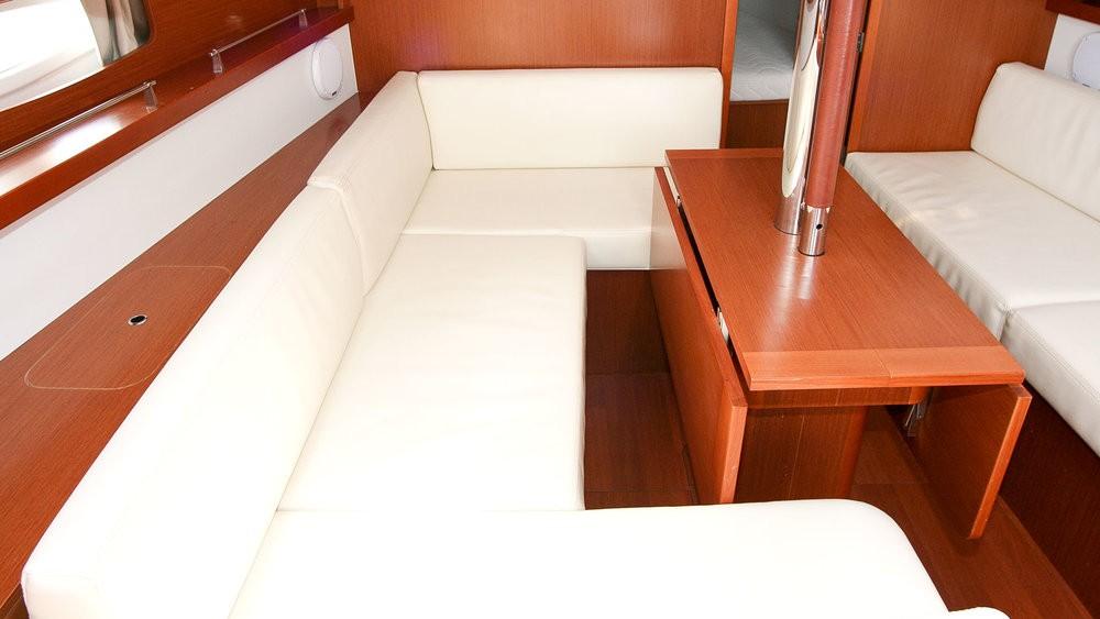 Boat rental Rogoznica cheap Oceanis 34