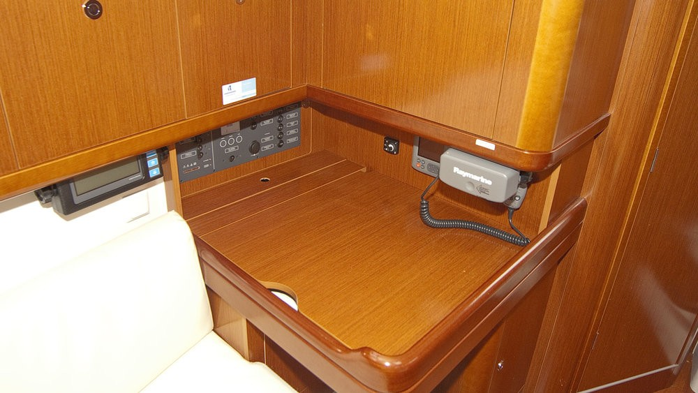 Bénéteau Oceanis 34 between personal and professional Rogoznica