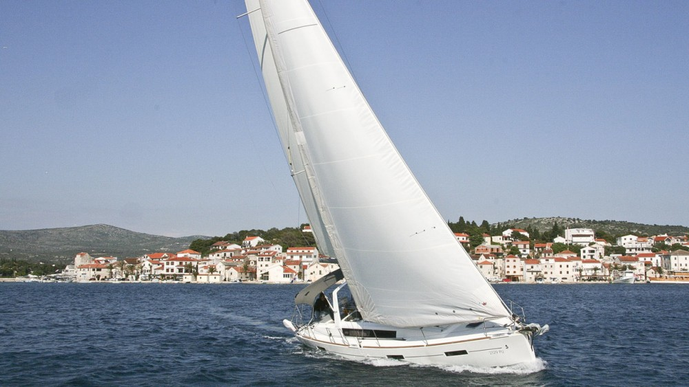 Bénéteau Oceanis 41 between personal and professional Rogoznica