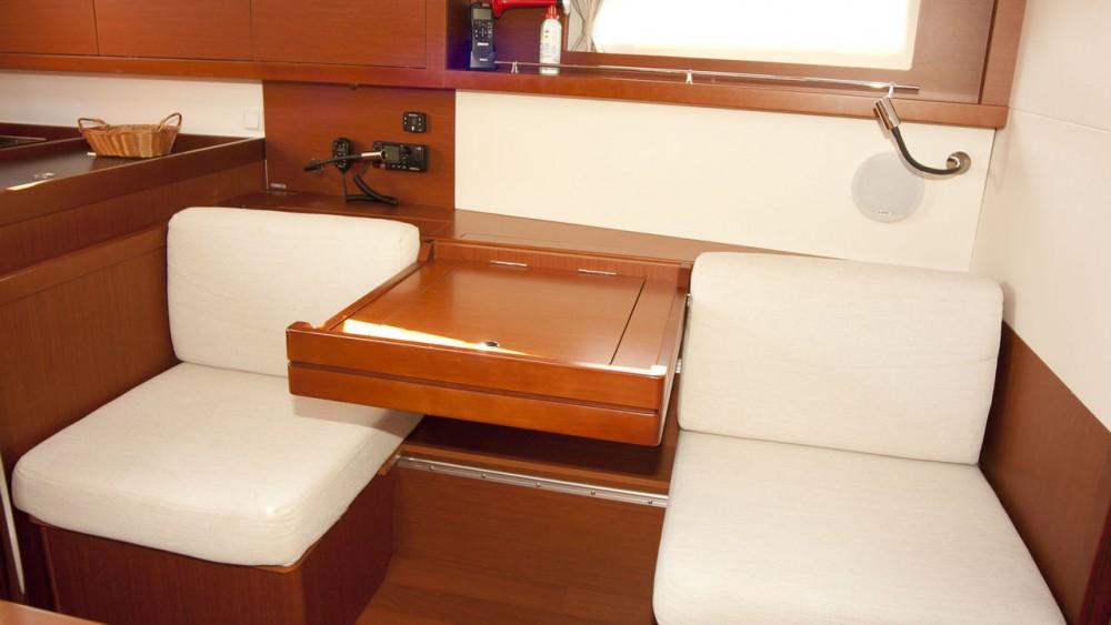 Boat rental Rogoznica cheap Oceanis 41