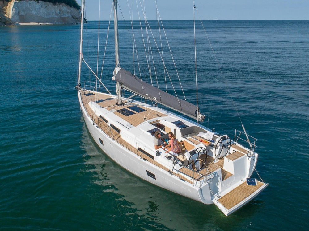 Boat rental Hanse Hanse 458 in Muğla on Samboat