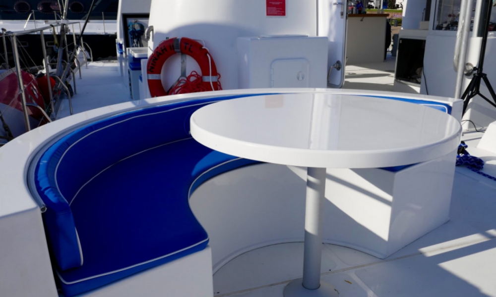Hire Catamaran with or without skipper Taino Cannes